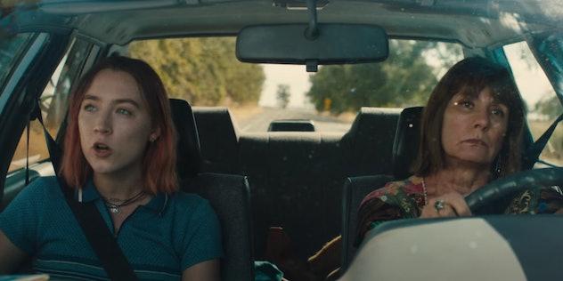 Saoirise Ronan stars in the Academy Award nominated film, 'Lady Bird.'
