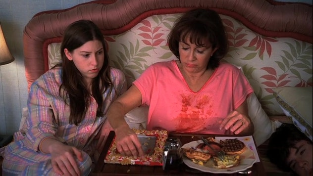 'The Middle' follows the life of a middle-age, middle-class American family.
