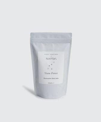 Goest Perfumes x KonMari Scented Bath Salt – Yuzu Forest
