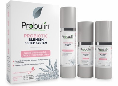 Probiotic Extract Blemish 3-Step System