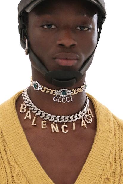 "Gucci x Balenciaga ""Hacking Lab"""