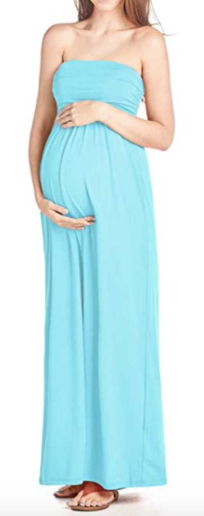Maternity Tube Dress