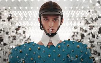 Gucci X Balenciaga Aria