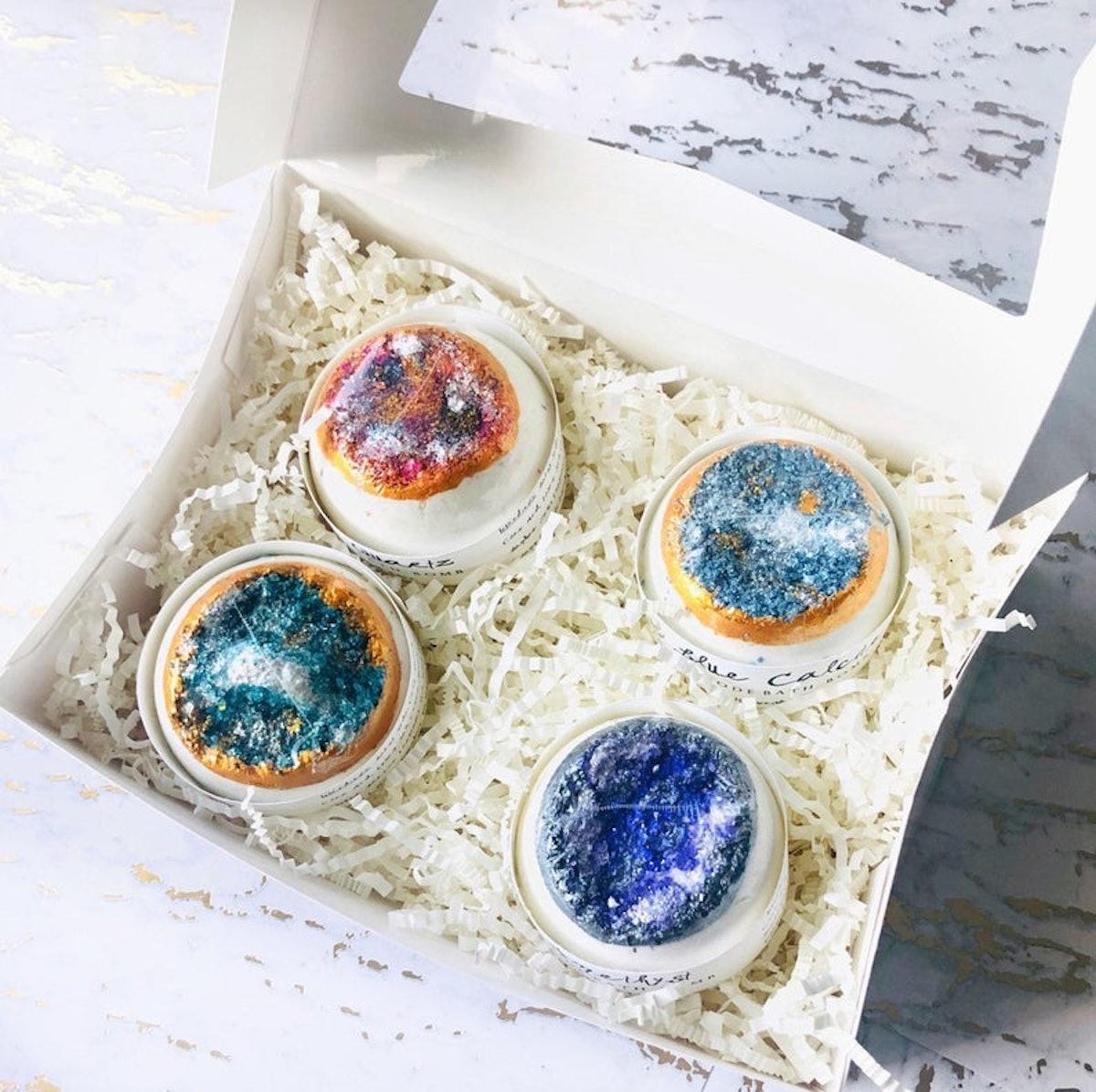 Geode Bath Bomb Gift Set —  ShopSimplyAC