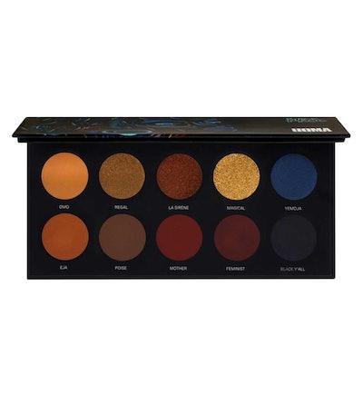 UOMA Beauty Black Magic Eye Colour Palette - Poise