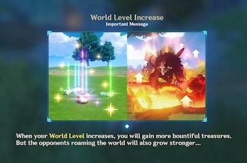 genshin impact world tier explained