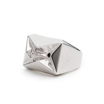 Prizm Signet Ring