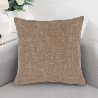 Yojack Linen Throw Pillow Covers (2-Pack)