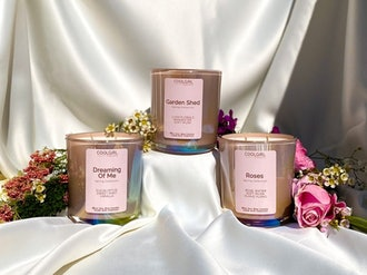 15oz Roses Candle