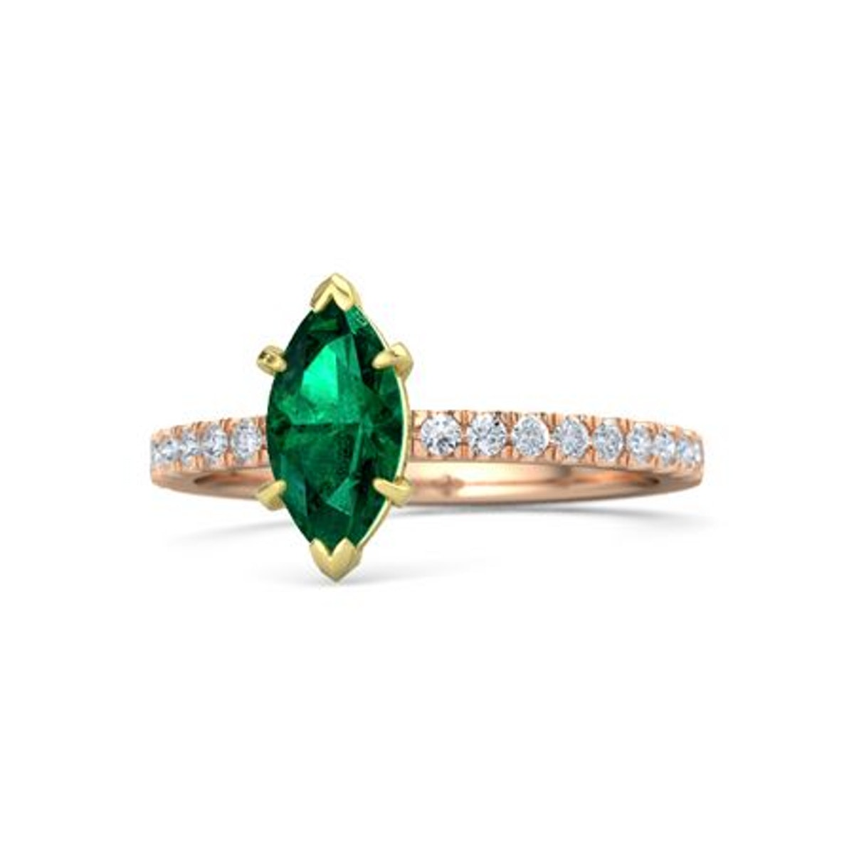 Marquise Cut Candace Ring