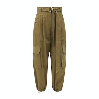 Lee Matthews cargo trousers