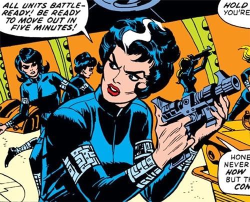Contessa Valentina Val Falcon and Winter Soldier Phase 4 villain thanos julia louis dreyfus