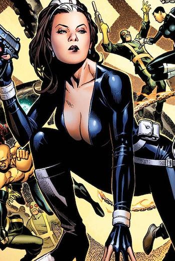 Valentina Allegra de Fontaine in Marvel Comics