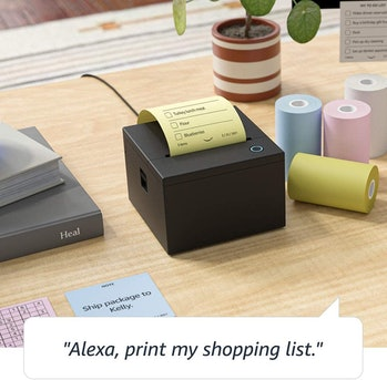 Amazon Day 1 Editions Build It Smart Thermal Printer photo