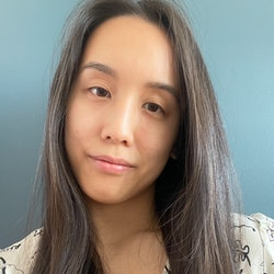Marina Liao hair photo for TZR's The Beauty Report Card.