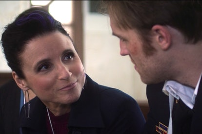 Julia Louis-Dreyfus' as Valentina Allegra De Fontaine in 'Falcon and the Winter Soldier'