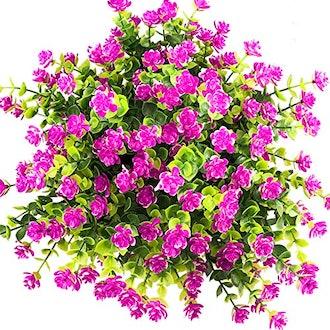 E-Hand Artificial Flowers (4 Pieces)
