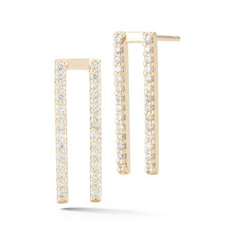 Diamond Bella Earrings