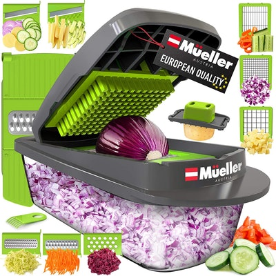 Mueller Austria Pro-Series 8-Blade Vegetable Slicer