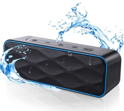 ZoeeTree Waterproof Bluetooth Speaker
