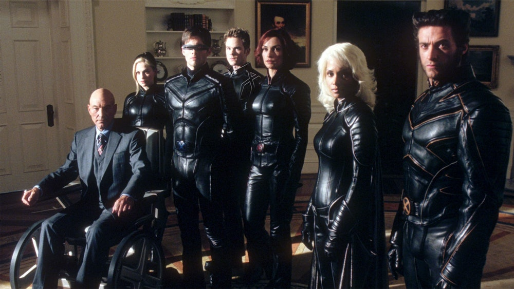 2000's X-Men was a major step forward for comic book movies.