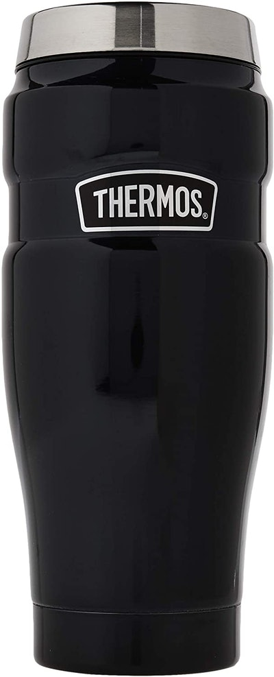 THERMOS Stainless Vacuum-Insulated Travel Tumbler (16 Ounce)