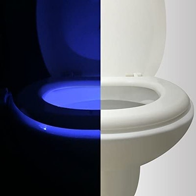 Vintar Motion Sensor LED Toilet Night Light (16-Color)