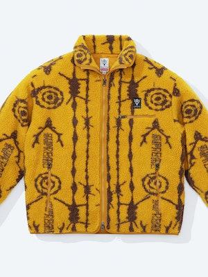Supreme South2 West8 Fleece Jacket