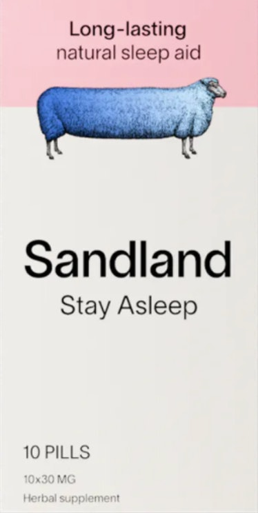 Stay Asleep Supplements