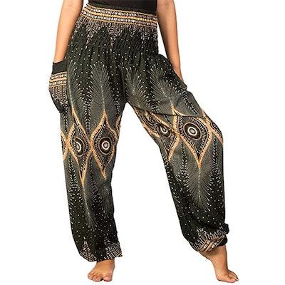 LOFBAZ Harem Yoga Pants