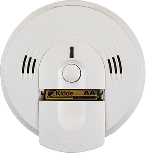 Kidde  Combination Smoke & Carbon Monoxide Detector