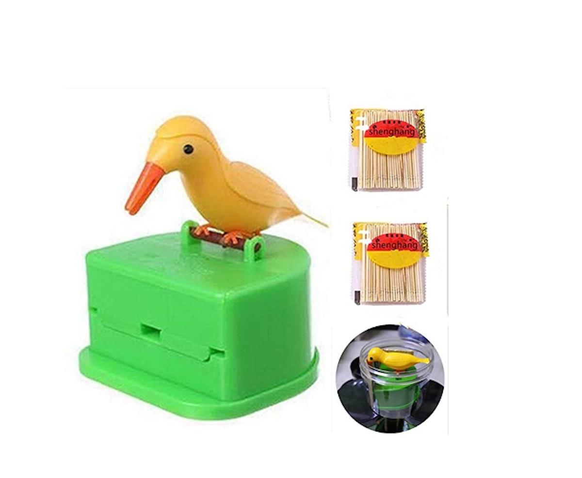 sheng'hang BIRD Toothpick Dispenser