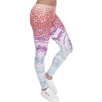 Ndoobiy Printed Leggings