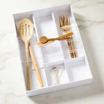 Expandable Cutlery Drawer Organizer