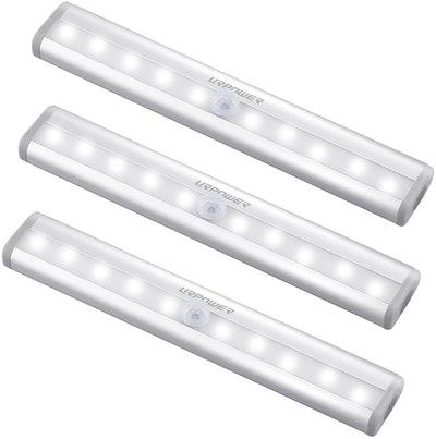 URPOWER Motion Sensor Lights (10-Pack)