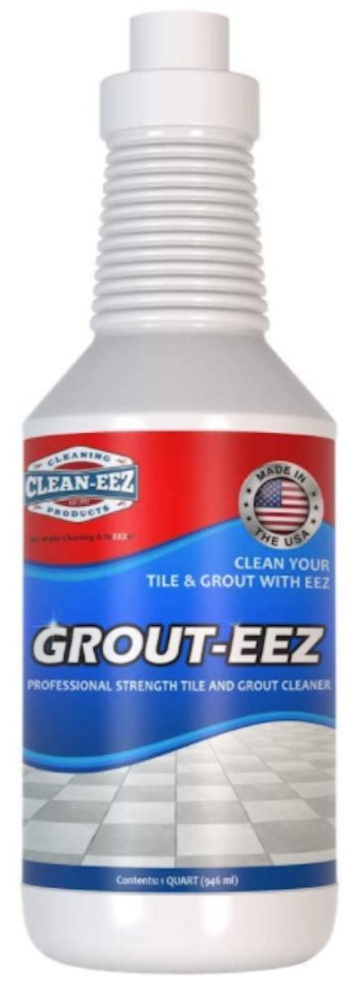 Clean-eez Grout-Eez Super Heavy-Duty Grout Cleaner, 32 Oz.