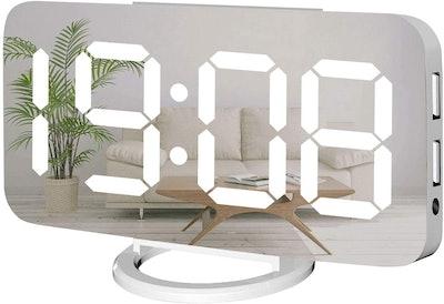Miowachi Digital Alarm Clock