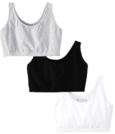 Fruit of the Loom Sports Bra (3-Pack)