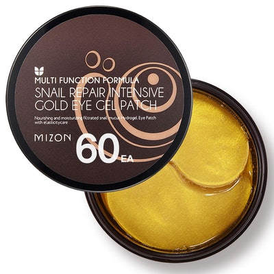 Mizon Under Eye Collagen Masks With 24K Gold & Snail