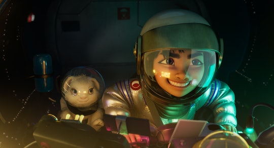 Netflix's animated film, 'Over the Moon' is nominated for a 2021 Academy Award.