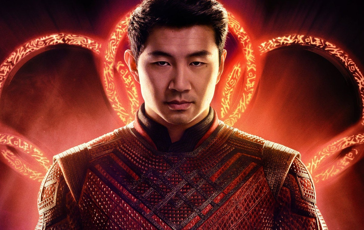 Shang Chi first official poster