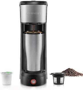 Chefman InstaCoffee Single-Serve Coffee Maker
