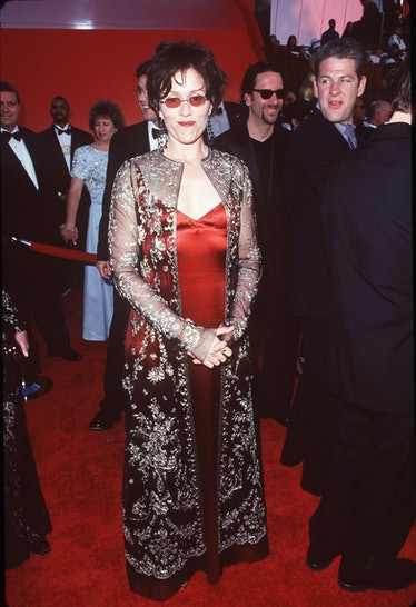 Frances McDormand on the red carpet