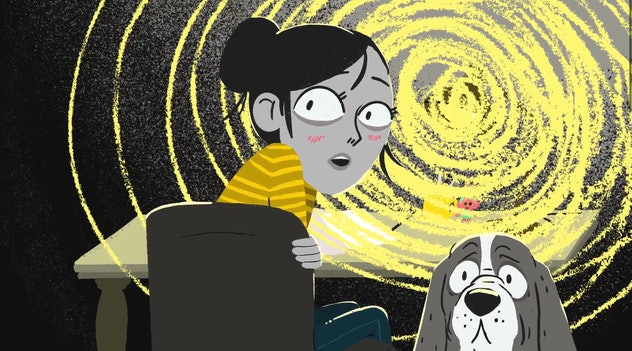 'Spine Chilling Stories' is an animated anthology series