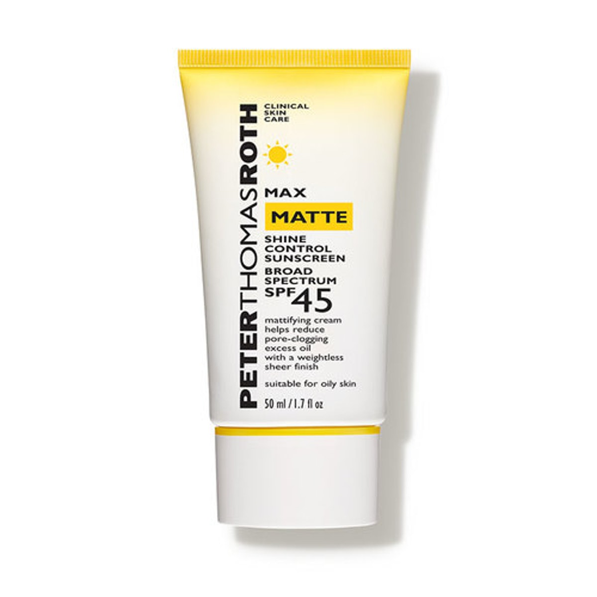 Max Matte Shine Control Sunscreen Broad Spectrum SPF 45