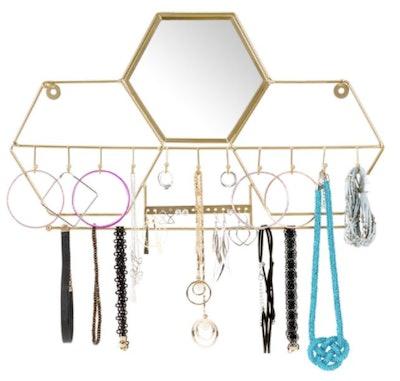 Hanging Jewelry Storage Organizer