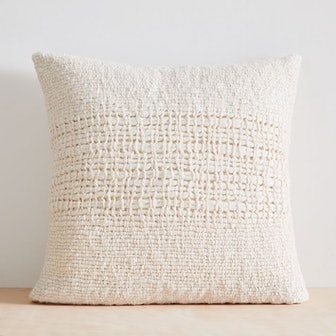 Cozy Weave Pillow Cover