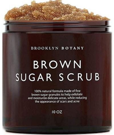 Brooklyn Botany Brown Sugar Scrub (10 Oz)