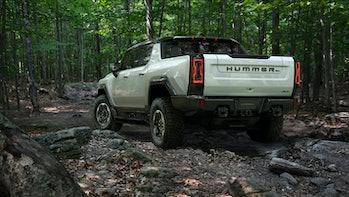 GMC Hummer EV Pickup