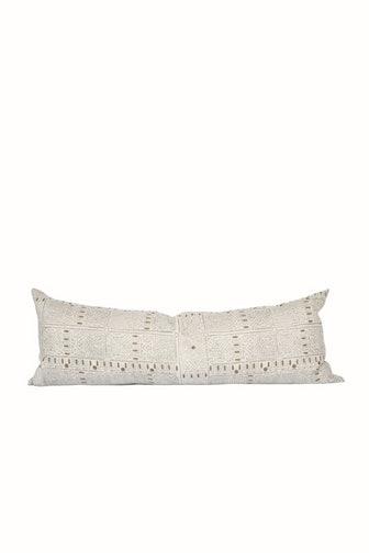 Rebeka Tibetan Woodblock Pillow